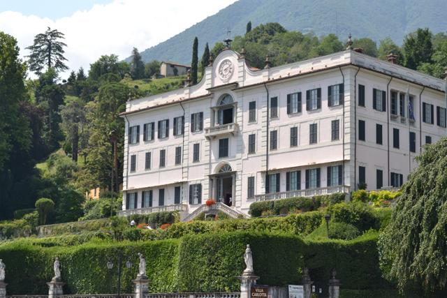 Quelques jours bellagio un tour du lac et la visite de la villa del balbi - Maison de georges clooney lac de come ...
