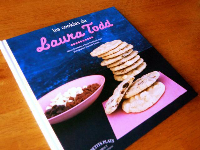 Les cookies de laura todd la recette au carambar eleusis megara - Recette cookies laura todd ...