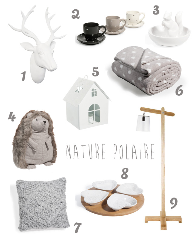 Trendy nature polaire with coiffeuse josephine maison du monde - Coiffeuse josephine maison du monde ...