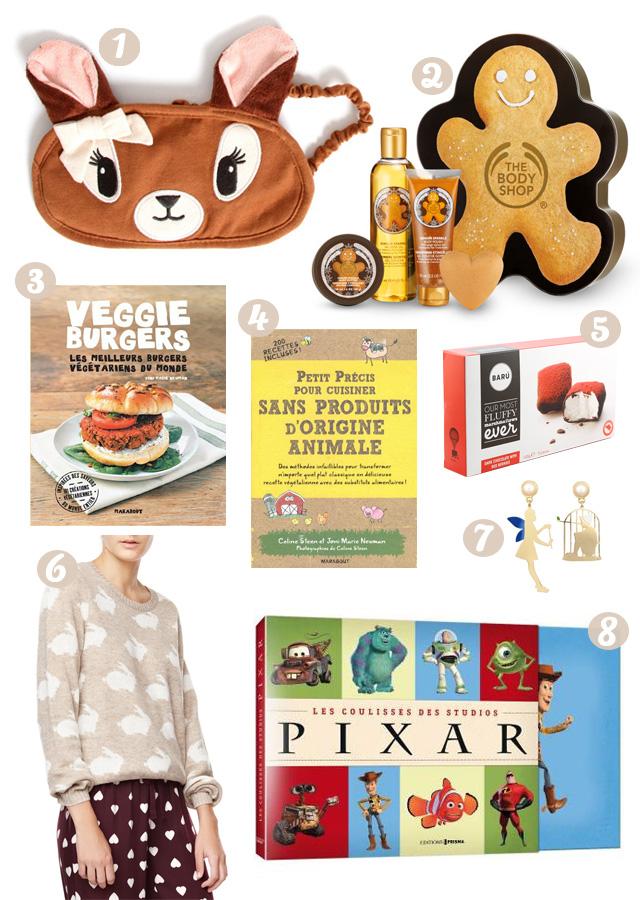 Sélection d'idées de cadeaux de Noël pour les filles