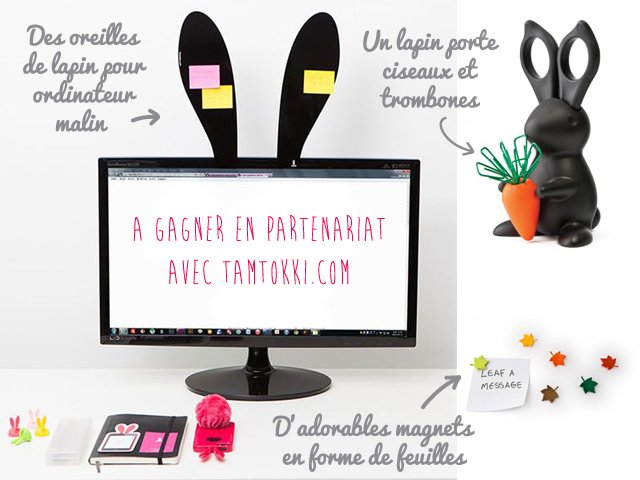 les trois ans d 39 eleusis m gara 4 gagnez des accessoires kawaii pour bureau avec la boutique. Black Bedroom Furniture Sets. Home Design Ideas
