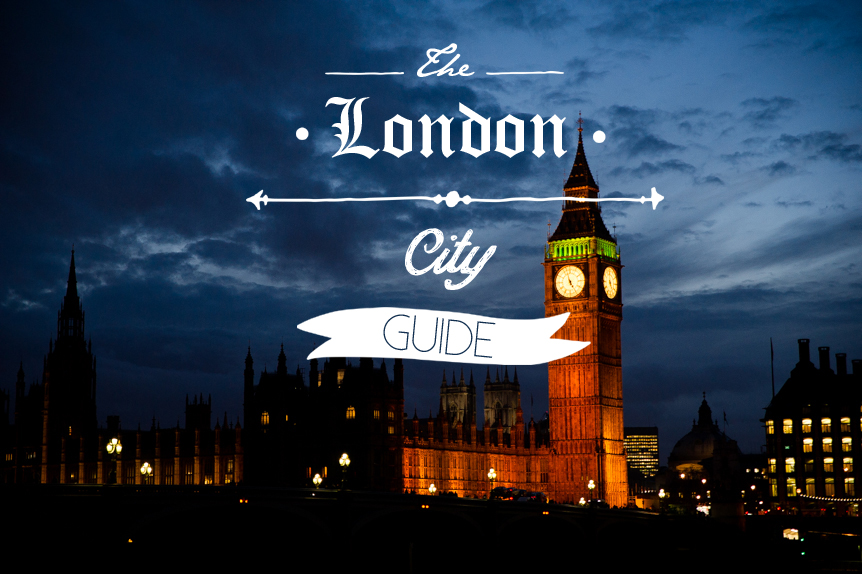 London guide pratique