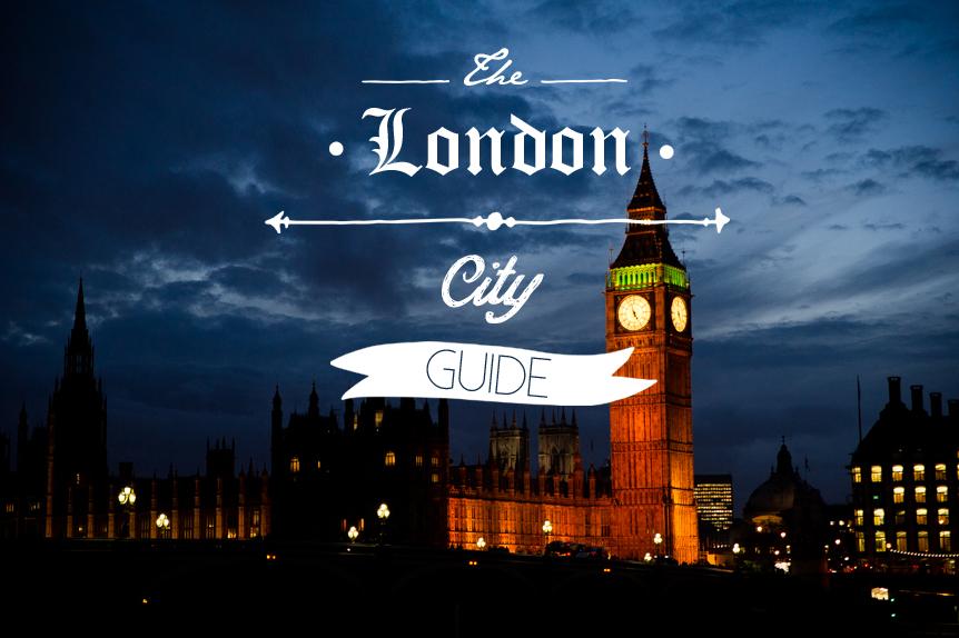 London guide pratique