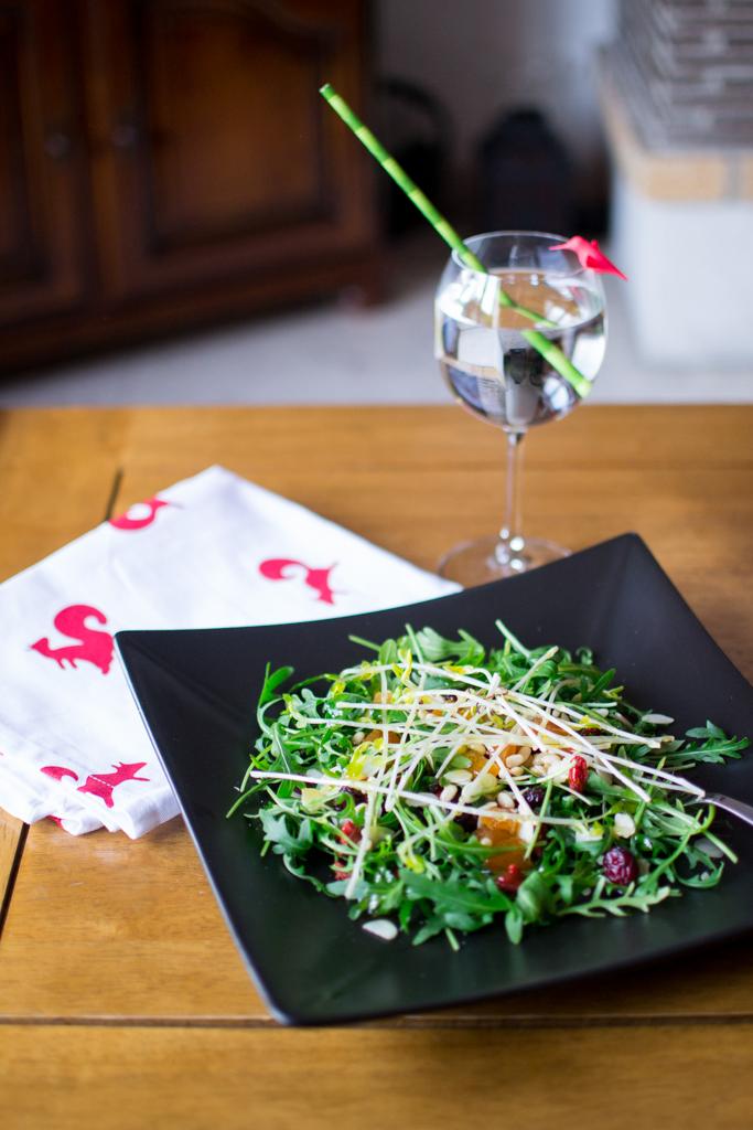 salade antioxydante et ultra-vitaminée