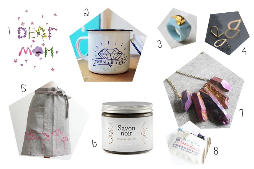 15 idées cadeaux Etsy de dernières minutes pour la fête des mères