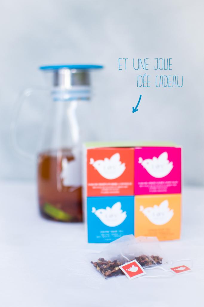 Idée cadeau Lov Organic
