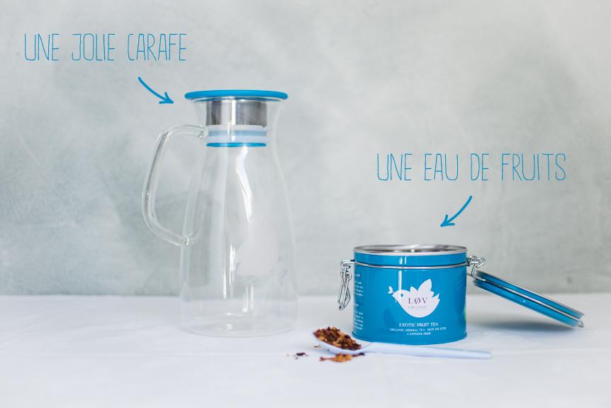 Thé glacé Lov Organic