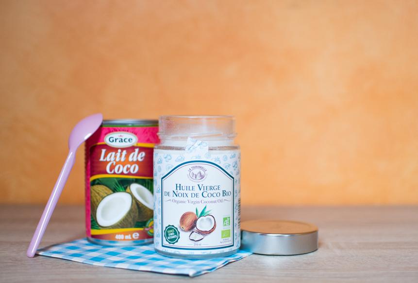 10 aliments santé huile de coco