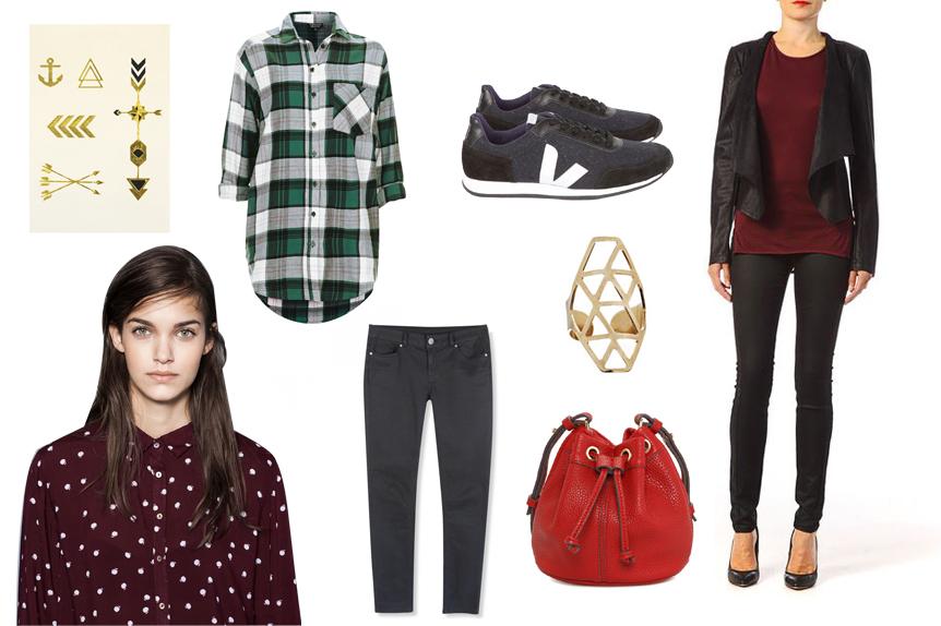 Sélection shopping rentrée 2014