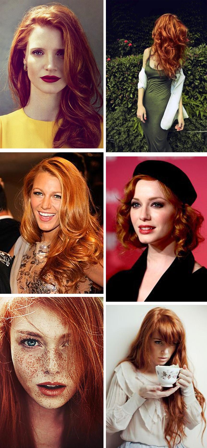 ginger inspiration