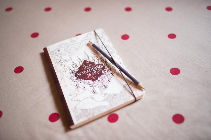 marauder's notebook