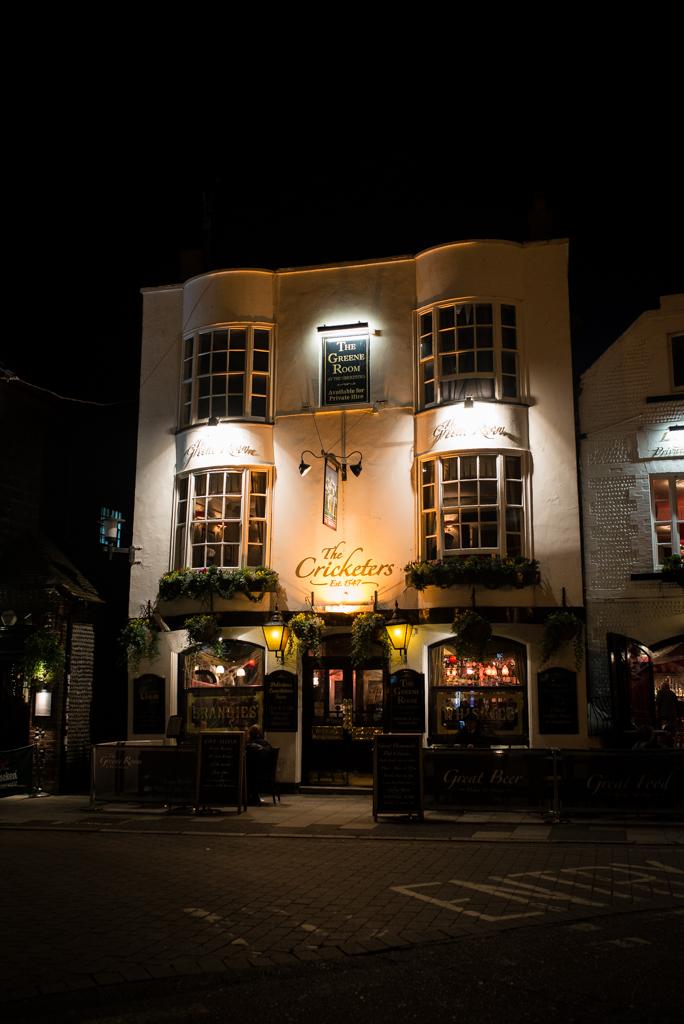 Brighton de nuit