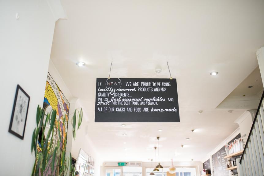nest café brighton