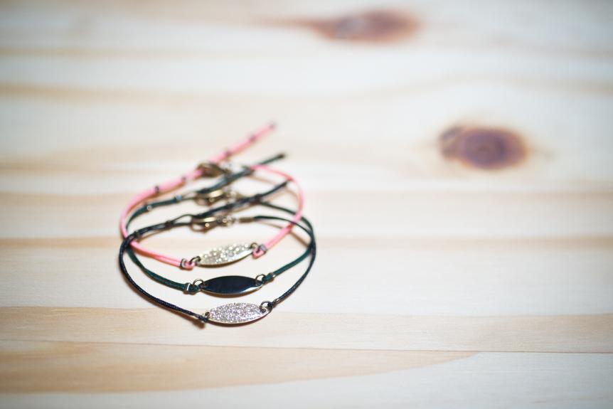 mirgiole bracelets losange