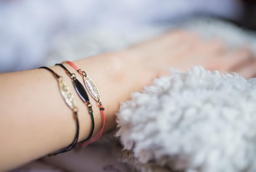 bracelets losange mirgiole