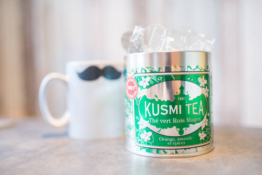 Sélection de thés pour l'hiver