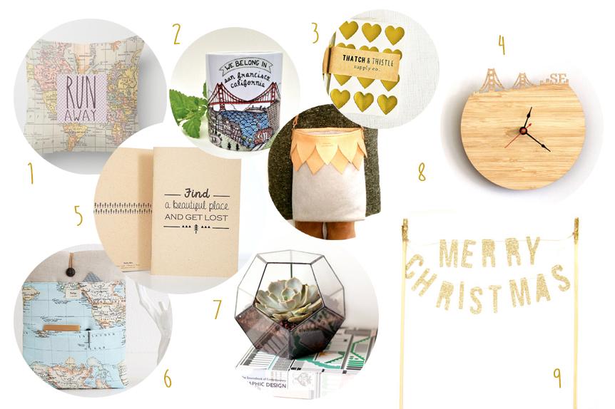 Idées cadeaux de Noel Etsy 4