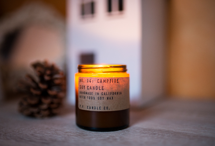campfire pf candle