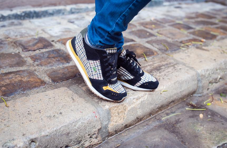 sneakers vauban lacoste