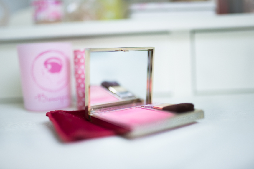 Blush Prodige Clarins Miami Pink