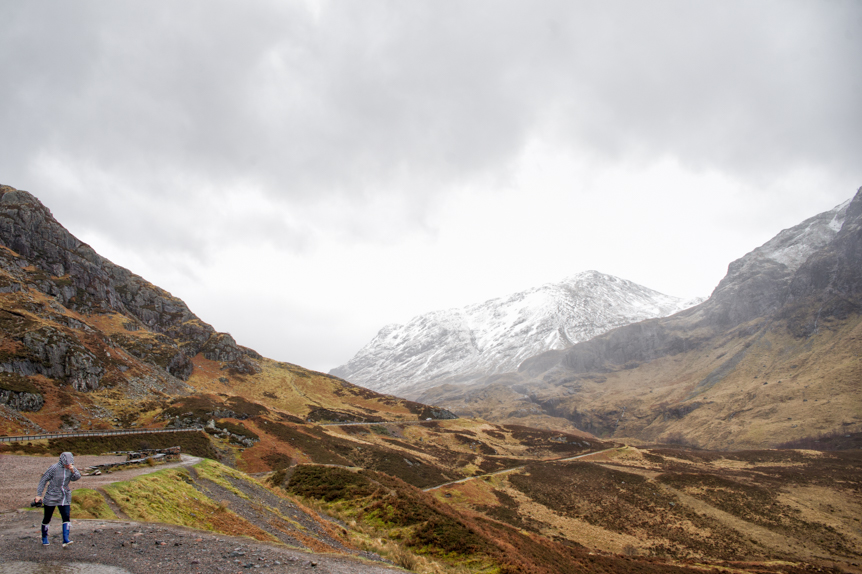 Roadtrip en Ecosse - Glen Coe