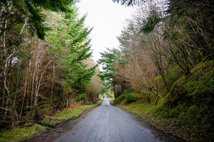 roadtrip en ecosse