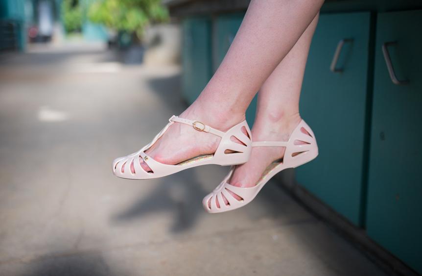 sandales zaxy