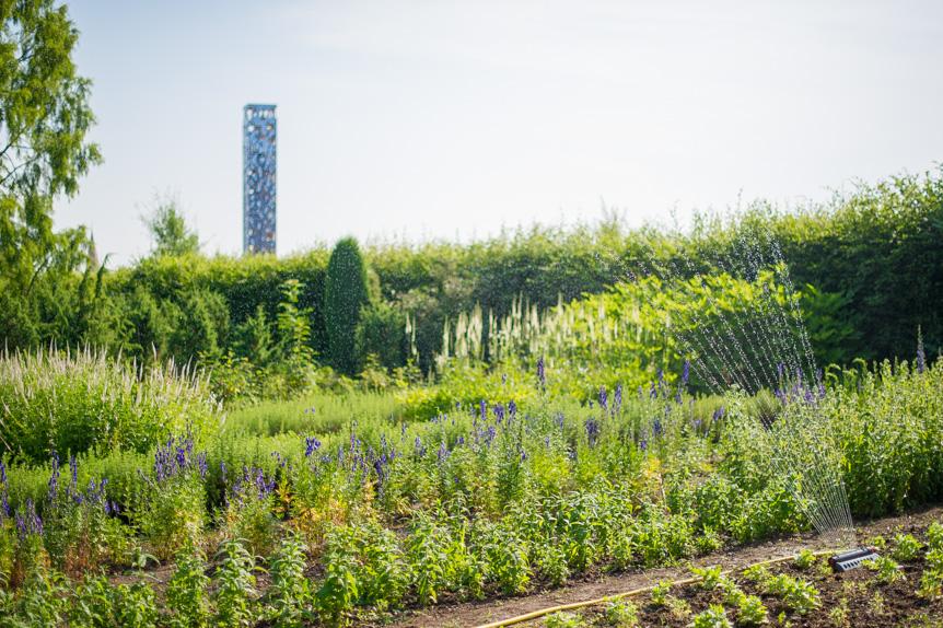 les jardins weleda