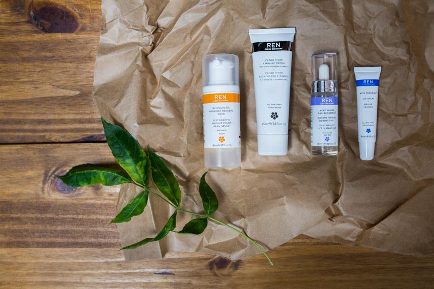 produits ren skincare
