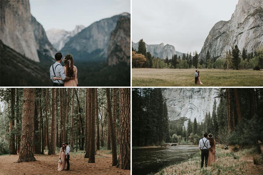 Yosemite Wedding copie
