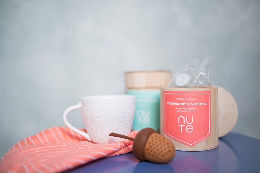 organic tea nute