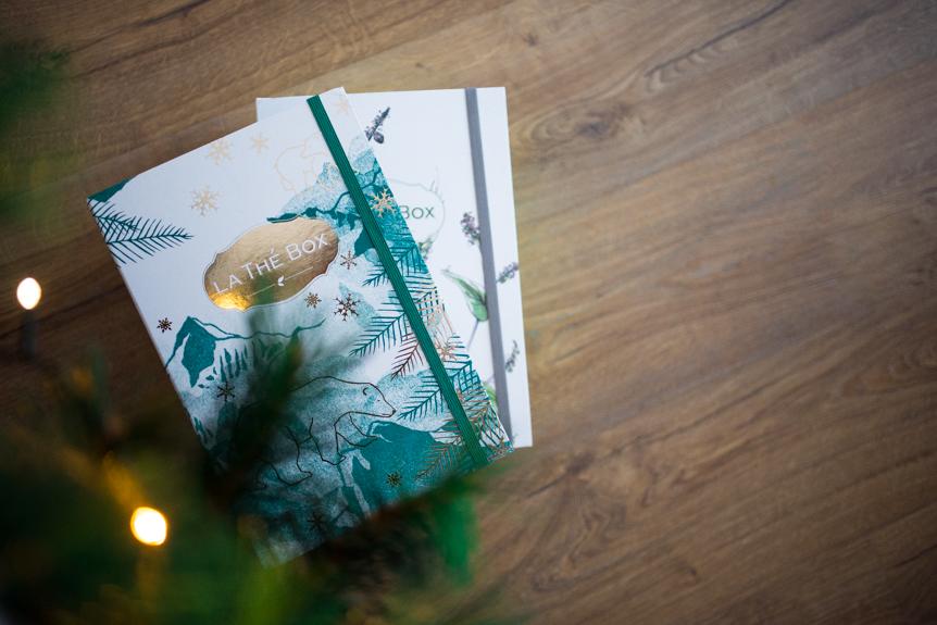 thé box de Noël