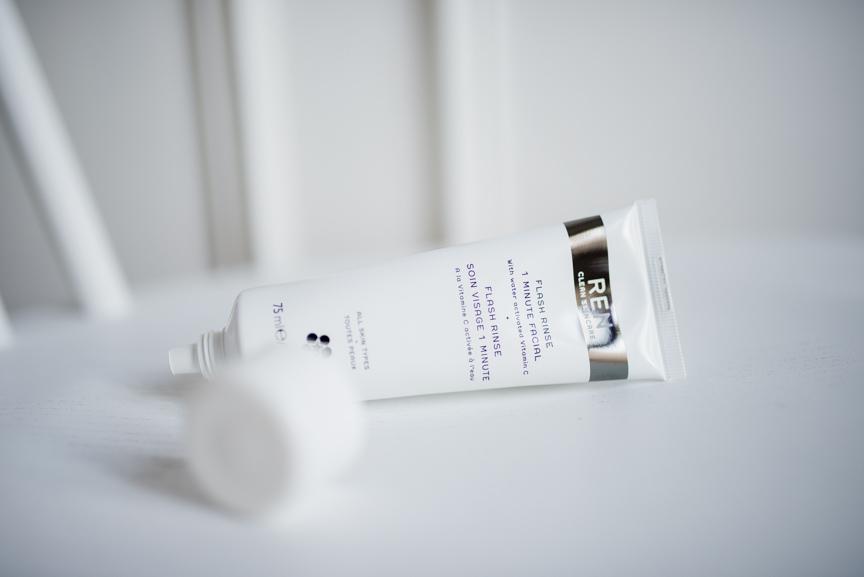 masque flash rince REN skincare
