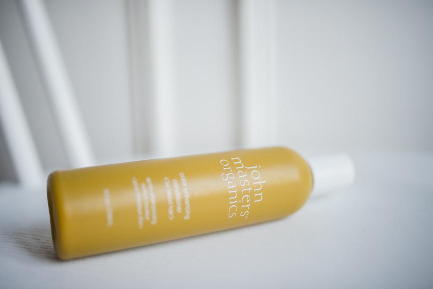 après-shampoing blonde John Masters Organics