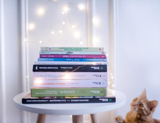 livres de cuisine végétale