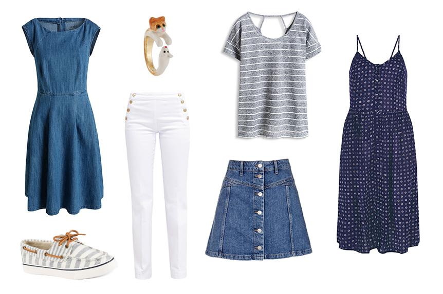 shopping printemps