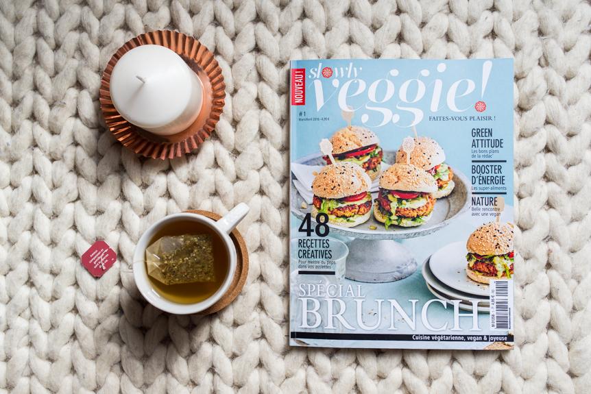 magazine slowy veggie