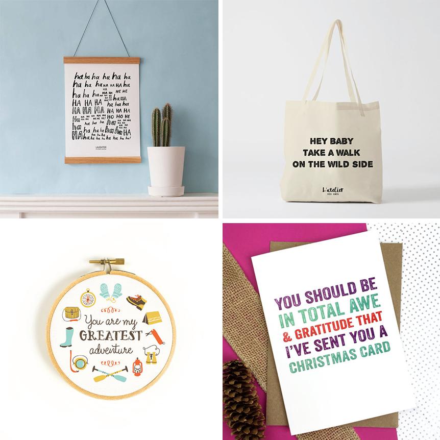 idées cadeaux Etsy