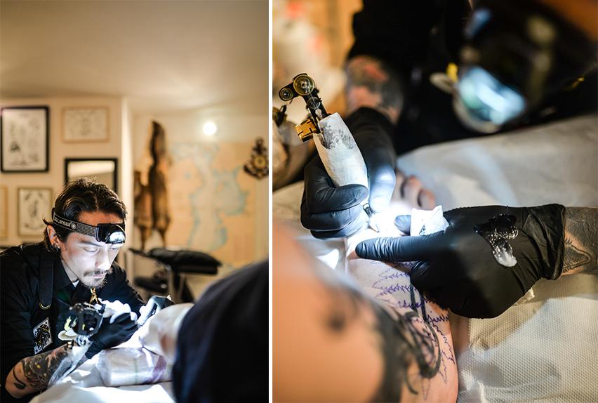 tatouage sans parents voit