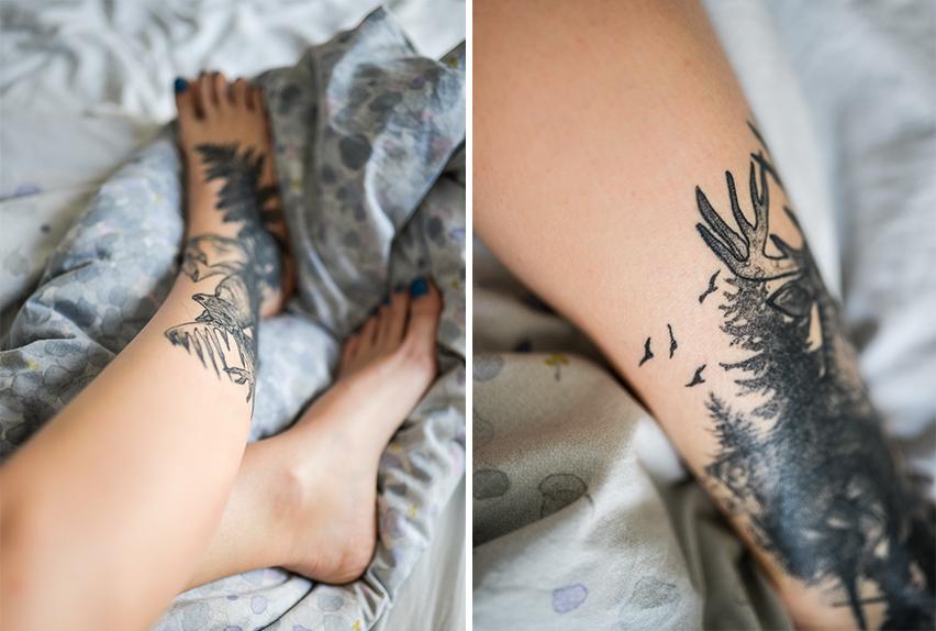 cover up tribal : recouvrir son tatouage quand il ne nous plaît plus