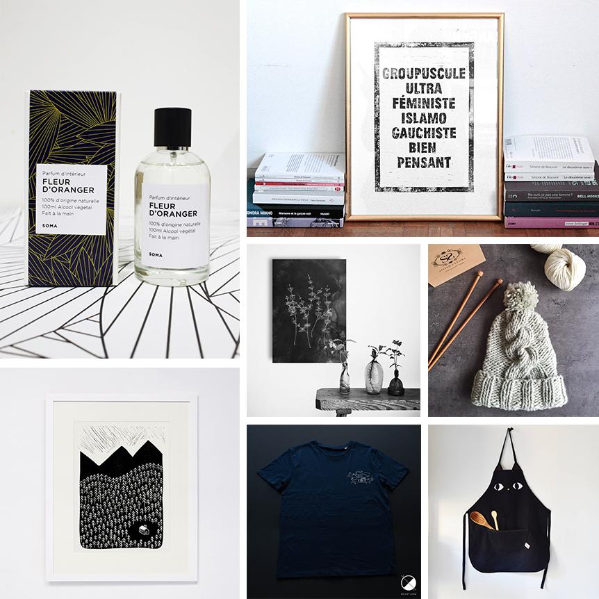 idées cadeaux Etsy pour Noël
