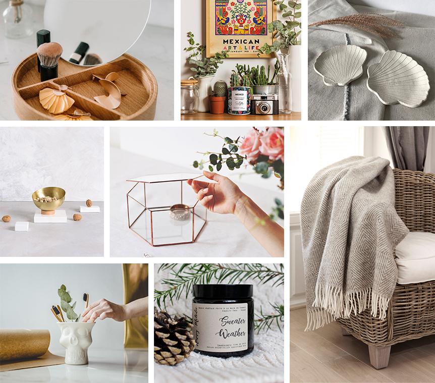 idées cadeaux Etsy Noël