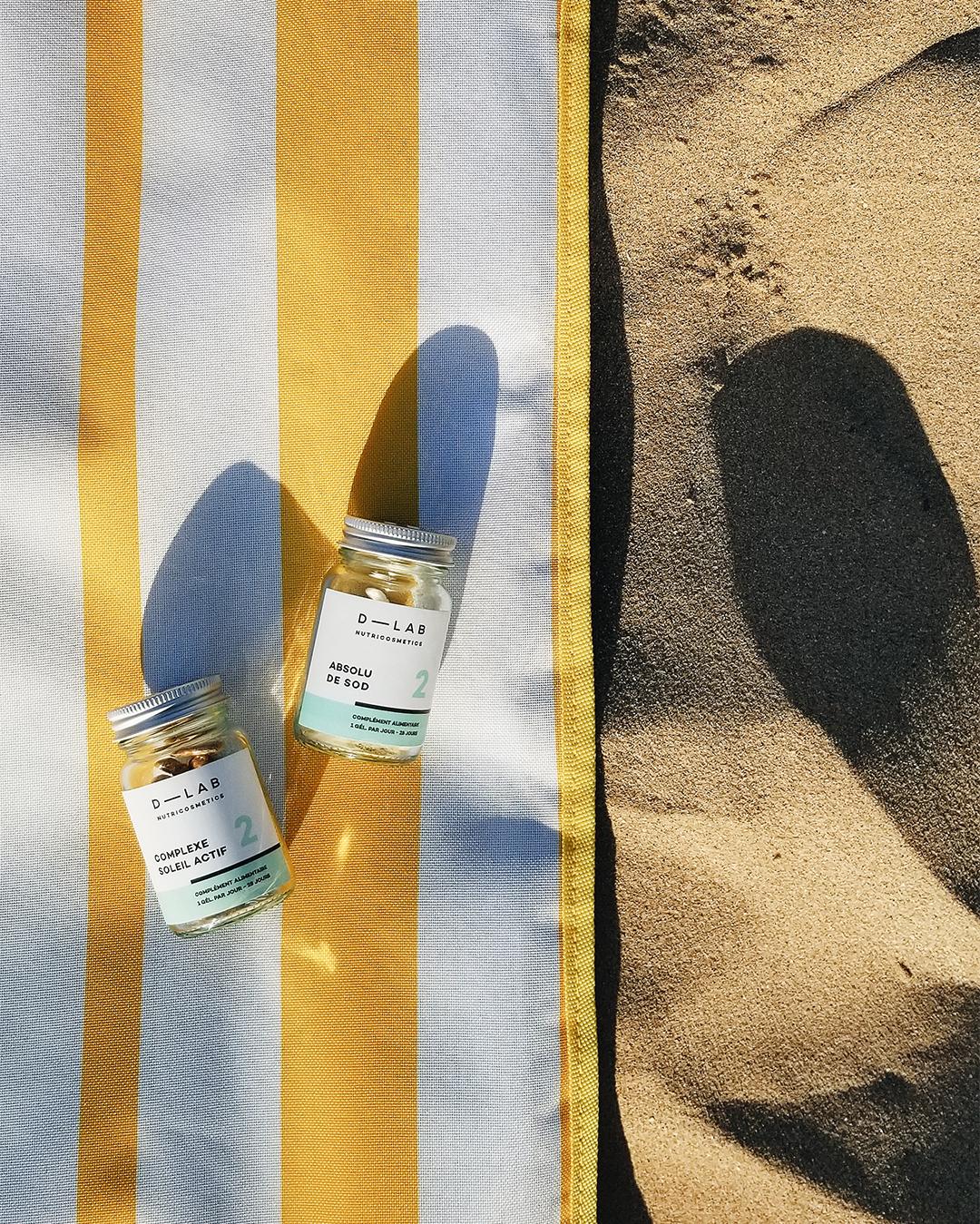 Cure D-Lab Complexe Soleil Actif